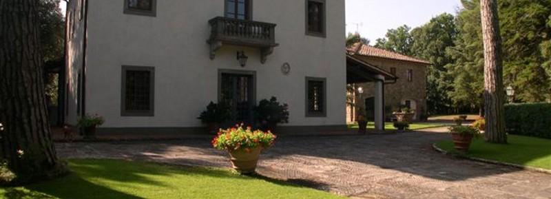 Villa Montaione