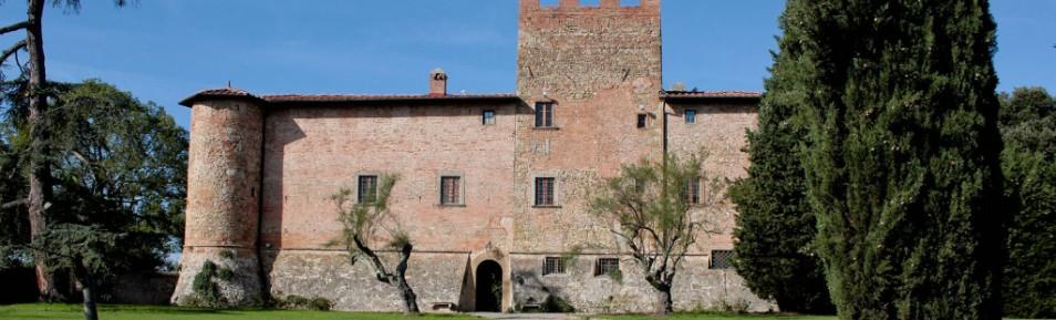 Замок в Таволезе