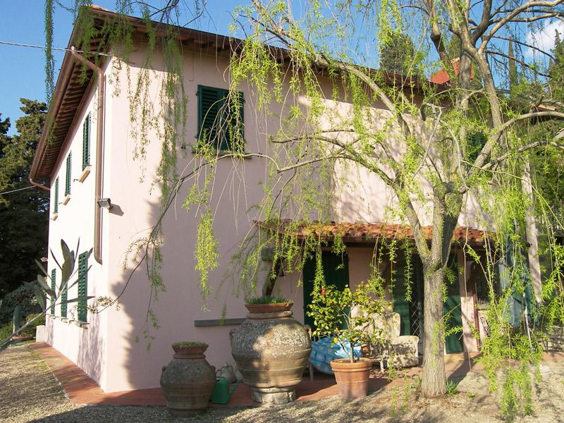 Villa Fiesole, Via dei Bosconi