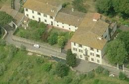 Villa Favorita, appartamenti Via del Portico