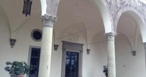 Appartamento in villa rinascimentale Marignolle