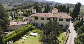 Villa del XIV secolo Bagno a Ripoli, Antella
