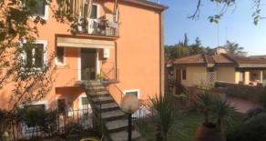 Appartamento con giardino viale Volta
