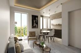 Appartamento ristrutturato Don Minzoni