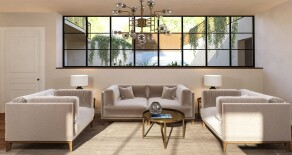 Appartamento ristrutturato in villetta del Salviatino
